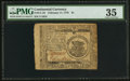 Colonial Notes:Continental Congress Issues, Continental Currency February 17, 1776 $1 PMG Choice Very Fine 35.....