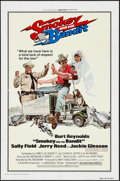 "Movie Posters:Comedy, Smokey and the Bandit (Universal, 1977). One Sheet (27"" X 41""),Mini Lobby Cards (7) (8"" X 10""), & Cut Pressbook (17 Pages, ...(Total: 10 Items)"