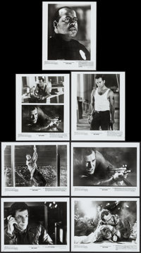 "Die Hard (20th Century Fox, 1988). Photos (15) (8"" X 10""). Action. ... (Total: 15 Items)"