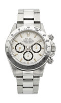 Estate Jewelry:Watches, Rolex Gentleman's Steel Oyster Perpetual Cosmograph Daytona Watch,circa 1993. ...