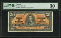 Canadian Currency: , BC-26c $50 1937. ...
