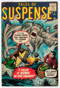 Silver Age (1956-1969):Horror, Tales of Suspense #6 (Marvel, 1959) Condition: VG/FN....