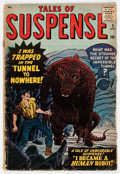Silver Age (1956-1969):Horror, Tales of Suspense #5 (Marvel, 1959) Condition: GD....