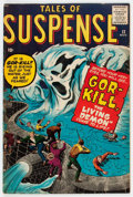 Silver Age (1956-1969):Horror, Tales of Suspense #12 (Marvel, 1960) Condition: FN-....