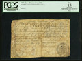 Colonial Notes:South Carolina, South Carolina 1767 (Dates Handwritten) £20 PCGS Apparent Fine 15.....