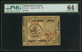 Colonial Notes:Continental Congress Issues, Continental Currency July 22, 1776 $5 PMG Choice Uncirculated 64 EPQ.. ...