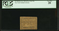 Colonial Notes:New York, New York- New York City February 20, 1790 3d PCGS Very Fine 20.....