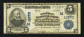 National Bank Notes:Missouri, Saint Louis, MO - $5 1902 Plain Back Fr. 608 The Republic NB Ch. # (M)11973. ...