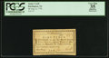 Colonial Notes:New Jersey, Burlington, NJ- James Craft August 6, 1776 9 Pence PCGS ApparentVery Fine 35.. ...