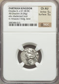 Ancients:Oriental, Ancients: Orodes II (57-38 BC). AR drachm (4.04 gm)....