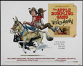 "Movie Posters:Comedy, The Apple Dumpling Gang Rides Again (Buena Vista, 1979). Half Sheet (22"" X 28""). Comedy. Directed by Vincent McEveety. Starr..."