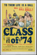 """Movie Posters:Bad Girl, The Class of '74 (General Film, 1972). One Sheet (27"""" X 41"""").Drama. Directed by Arthur Marks and Mack Bing. Starring Pat Wo..."""