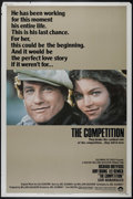 """Movie Posters:Romance, The Competition (Columbia, 1980) Poster (40"""" X 60""""). This is a vintage, theater used poster for this romance drama that was ..."""
