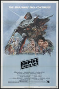 "Movie Posters:Science Fiction, The Empire Strikes Back (20th Century Fox, 1980). One Sheet (27"" X41""). Style B. Sci-Fi Adventure. Directed by Irvin Kershn..."