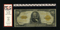 Large Size:Gold Certificates, Fr. 1200 $50 1922 Gold Certificate PCGS Apparent Fine 12, Rust Stains....