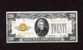 Small Size:Gold Certificates, Fr. 2402 $20 1928 Gold Certificate. PCGS Very Fine 30.. Bright white paper adds tremendous eye appeal....