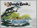 "Movie Posters:Animated, The Jungle Book (Buena Vista, R-1978). Half Sheet (22"" X 28"").Animated Adventure Musical. Directed by Wolfgang Reitherman. ..."