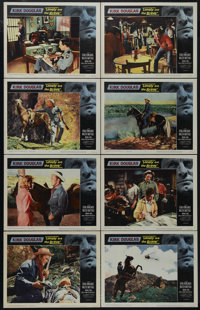 """Lonely Are the Brave (Universal, 1962). Lobby Card Set of 8 (11"""" X 14""""). Western. Directed by David Miller. St..."""