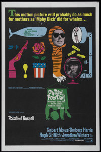 "Oh Dad, Poor Dad, Mama's Hung You in the Closet and I'm Feeling So Sad (Paramount, 1967). One Sheet (27"" X 41""..."