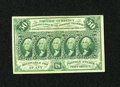Fractional Currency:First Issue, Fr. 1312 50c First Issue Extremely Fine-About New....
