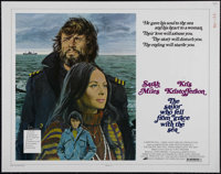 """The Sailor Who Fell from Grace with the Sea (AVCO Embassy Pictures, 1976). Half Sheet (22"""" X 28""""). Psychologic..."""