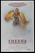 "Movie Posters:Adventure, Sheena (Columbia, 1984). One Sheet (27"" X 41""). Action. Directed byJohn Guillermin. Starring Tanya Roberts, Ted Wass, Donov..."