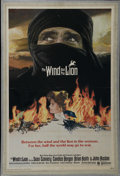 """Movie Posters:Drama, The Wind and the Lion (MGM/UA, 1975). One Sheet (25"""" X 38""""). Adventure. Directed by John Milius. Starring Sean Connery, Cand..."""