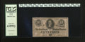 Confederate Notes:1864 Issues, T72 50 Cents 1864. This is a nice small change note that has decent margins. Graded PCGS Choice New 63PPQ....