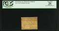 Colonial Notes:New York, New York- City of Hudson October 26, 1790 4d PCGS Apparent VeryFine 20.. ...