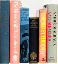 Books:World History, [World History, Travel]. Group of Six Books. Various publisher's, Circa 1943 - 1968.. ... (Total: 6 Items)