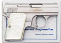 Handguns:Semiautomatic Pistol, Boxed Bauer Firearms Model 25SSP Semi-Automatic Pistol....