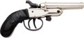 Handguns:Muzzle loading, Rossi Arms Double Barrel Percussion Pistol....