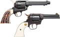 Handguns:Double Action Revolver, Lot of Two Revolvers.... (Total: 2 Items)