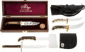 Edged Weapons:Knives, Lot of Assorted Buck Knives....