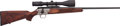 Long Guns:Bolt Action, 7mm Rem. Mag. Blaser R93 Luxus Straight-pull Bolt Action Magazine Rifle with Telescopic Sight....