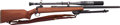 Long Guns:Bolt Action, Savage Model 112 Series J Bolt Action Rifle With Unertl Scope....