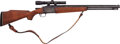 Long Guns:Single Shot, Ithaca/Tikka Combination Gun With Redfield 2 3/4 X Scope....