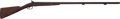 Shotgun:Double Barrel, Charles Osborne English Double Barrel Percussion Shotgun....