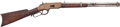 Long Guns:Lever Action, Winchester Model 1866 Second Model Lever Saddle Ring Carbine....