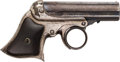 Handguns:Derringer, Palm, Remington & Sons Pepperbox Derringer,...