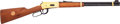Long Guns:Lever Action, Winchester Model 94 Golden Spike Commemorative Lever Action SaddleRing Carbine....