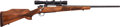 Long Guns:Bolt Action, Remington 03A3 Customized Bolt Action Sporting Rifle With United 4X Uni-Scope....