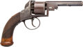 Military & Patriotic:Civil War, British Double Action Percussion Revolver, Wilson London...