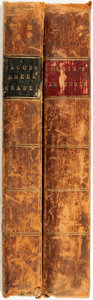 Books:Reference & Bibliography, [Education]. Pair of Nineteenth-Century Textbooks. Variouspublishers, 1826 - 1827. . ... (Total: 2 Items)