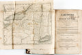 Books:Americana & American History, [Maps, New York State]. Horatio Gates Spafford. A Gazetteer ofthe State of New York. Albany: H.C. Southwick, 1813. ...