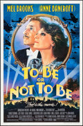 "Movie Posters:Comedy, To Be or Not to Be (20th Century Fox, 1983). One Sheet (27"" X 41"").Comedy.. ..."