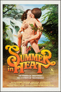 """Movie Posters:Adult, Summer in Heat & Other Lot (Unknown, 1979). One Sheets (2) (27"""" X 41"""") Flat Folded. Adult.. ... (Total: 2 Items)"""