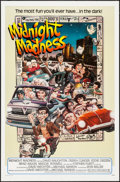 """Movie Posters:Comedy, Midnight Madness (Buena Vista, 1980). One Sheet (27"""" X 41"""") Flat Folded. Comedy.. ..."""