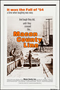 """Movie Posters:Action, Macon County Line (American International, 1974). One Sheet (27"""" X41""""). Action.. ..."""