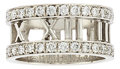 Estate Jewelry:Rings, Diamond, White Gold Ring, Tiffany & Co.. ...